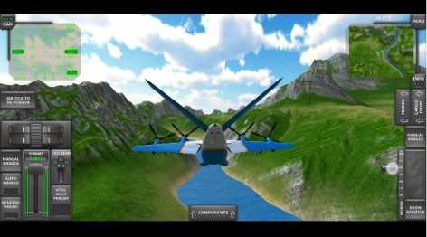 Turboprop Flight Simulator 3D взлом (Мод много денег)