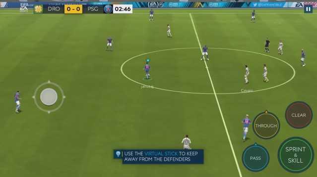 FIFA Mobile 19 взломанная (Mod: много денег)