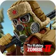 The Walking Zombie 2: Zombie shooter взломанная (Мод бесконечный бензин / деньги)