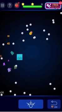 Bricks VS Balls - Casual Brick Breaker Game взлом (Mod: много денег)