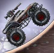Зомби Hill Racing - Earn To Climb взломанный (Мод много денег)