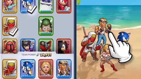 SEGA Heroes взлом (Мод много денег)