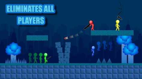Stick Man Game взлом (Mod: много денег)