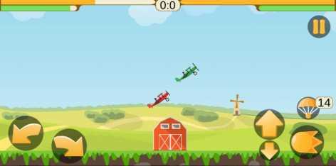 Hit The Plane - блютуз мультиплеер взлом (Мод много денег)