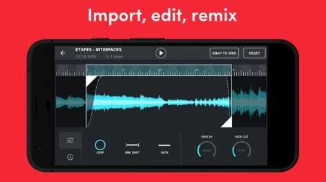 Remixlive - Remix & sample music (полная версия / Мод все открыто)