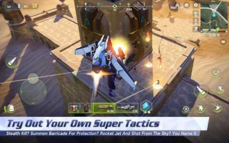 Cyber Hunter взлом (Mod: много денег)