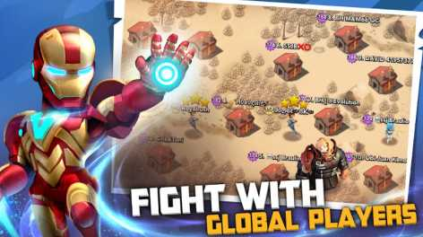 X-War: Clash of Zombies взломанный (Мод много денег)
