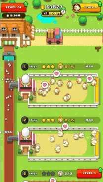 Idle Tycoon Egg взлом (Mod: много денег)