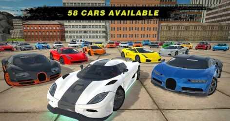 Extreme Speed Car Simulator 2019 взлом (Мод много денег)