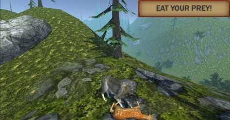 Симулятор Волка - Эволюция Диких Животных взлом (Мод много денег)