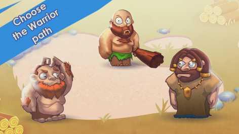 Warrior Evolution: Происхождение человека взлом (Мод много денег)