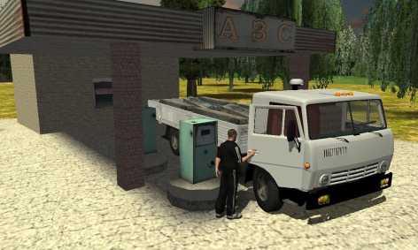 Дальнобойщики 3D взломанная (Mod на деньги)