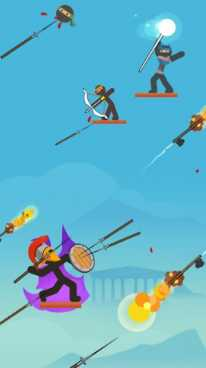 The Warrior - Top Stickman взлом (Мод много денег)