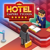 Hotel Empire Tycoon Кликер Игра Менеджер Симулятор взлом (Мод много денег)