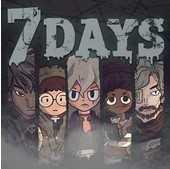7Days: Выбери свою судьбу взлом (Мод полная версия/много билетов)