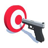 Взлом Gun Shooter - Лучший вызов времени съемки (Мод много денег)