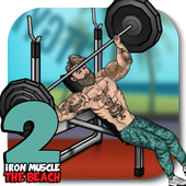 Iron Muscle 2 - Bodybuilding and Fitness game взлом (Мод много денег)