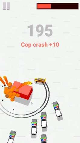 Police Drift Racing взломанный (Mod: много денег)