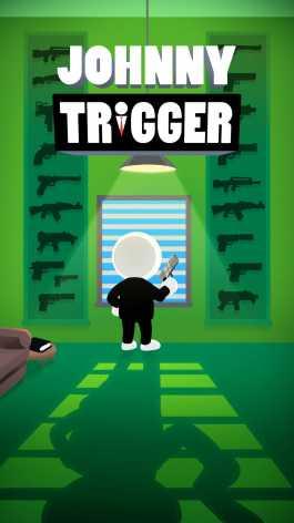 Johnny Trigger взломанный (Мод много денег)