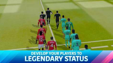 Dream League Soccer 2020 взломанный (Mod: много денег)