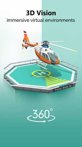Pocket World 3D взломанный (Мод много денег)