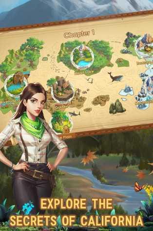 Emma's Adventure: California взломанный (Мод много денег/энергии)