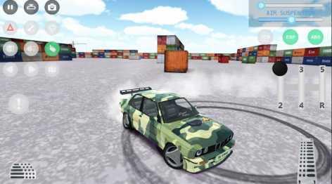 E30 Drift and Modified Simulator взлом (Mod: много денег)