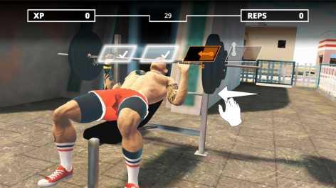 Iron Muscle - Be the champion взломанный (Mod: много денег)