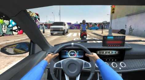 Taxi Sim 2020 взлом (Мод много денег)