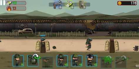 War Troops: Военная Стратегия взлом (Мод много денег)