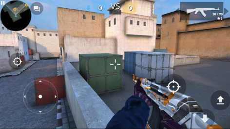 Critical Strike CS: Counter Terrorist Online FPS взлом (Мод много денег)