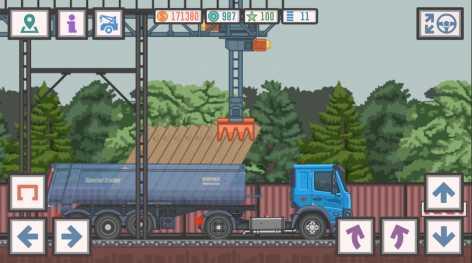 Best Trucker Pro взлом (Мод много денег)