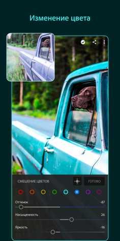 Adobe Lightroom - Фоторедактор (полная версия / Мод Premium)