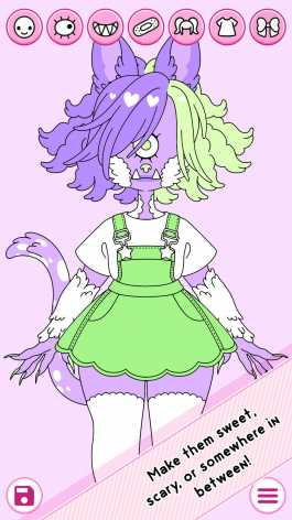 Monster Girl Maker 2 взлом (Мод все открыто)