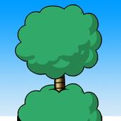 Взломанный Бесконечное дерево (Мод много денег)