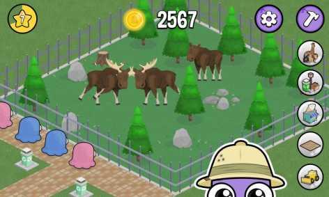 Moy Zoo взлом (Мод много денег)