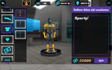 Unlimited Speed взломанный (Mod: много денег и кристаллов)