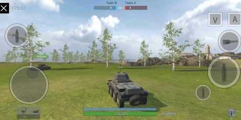 Panzer Platoon взломанный (Mod: много денег)
