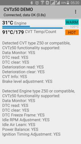 CVTz50 (полная версия / Мод все открыто)