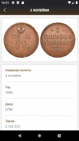 Царские монеты, чешуя 1462-1917