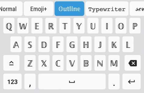 Fonts   emoji keyboard fonts взлом (Мод полная версия)