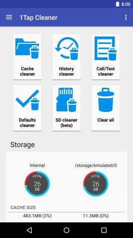 1Tap Cleaner Pro (Русская)