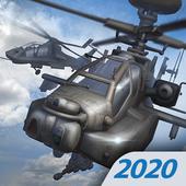 Modern War Choppers: ПвП шутер военных вертолетов взлом (Mod: много денег)