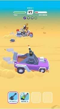 Desert Riders взлом (Мод все открыто / много денег)