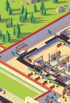 Car Industry Tycoon – Idle Car Factory Simulator взлом (Мод много денег)