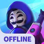 Heroes Strike Offline – MOBA & Battle Royale взломанный (Мод много денег)