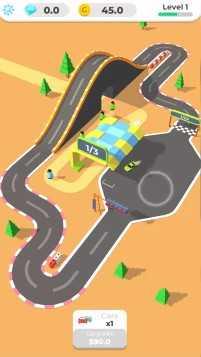 Idle Racing Tycoon-Car Games взломанный (Mod: много денег)