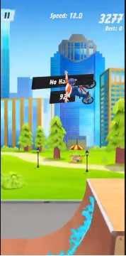 Max Air BMX взломанный (Мод много денег)