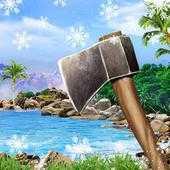 Взлом Вудкрафт - Остров Выживания (Mod: много денег)