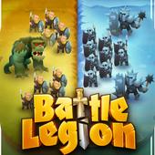 Battle Legion - Mass Battler взломанный (Mod: много денег)